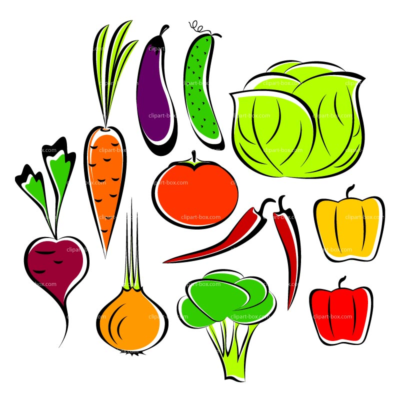Vegetables Clipart   Clipart Panda   Free Clipart Images