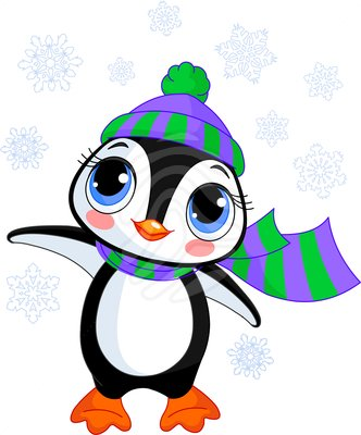 Clip Art Clip Art Winter winter animals clipart kid penguin panda free images