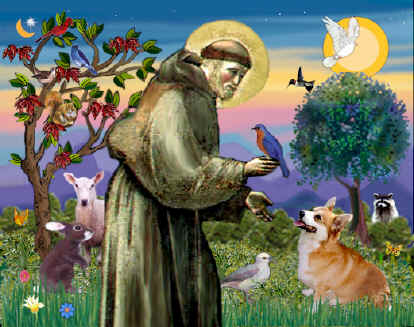 Eve Of The Feast Of St  Francis Of Assisi  October 3  Leave A Comment