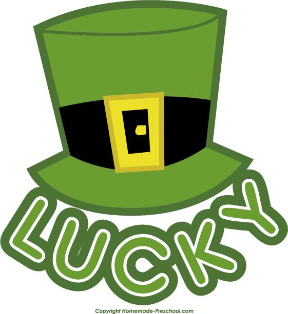 Lucky Irish Clipart - Clipart Kid