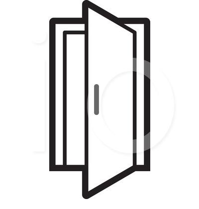 Open Door Free Clipart - Clipart Suggest