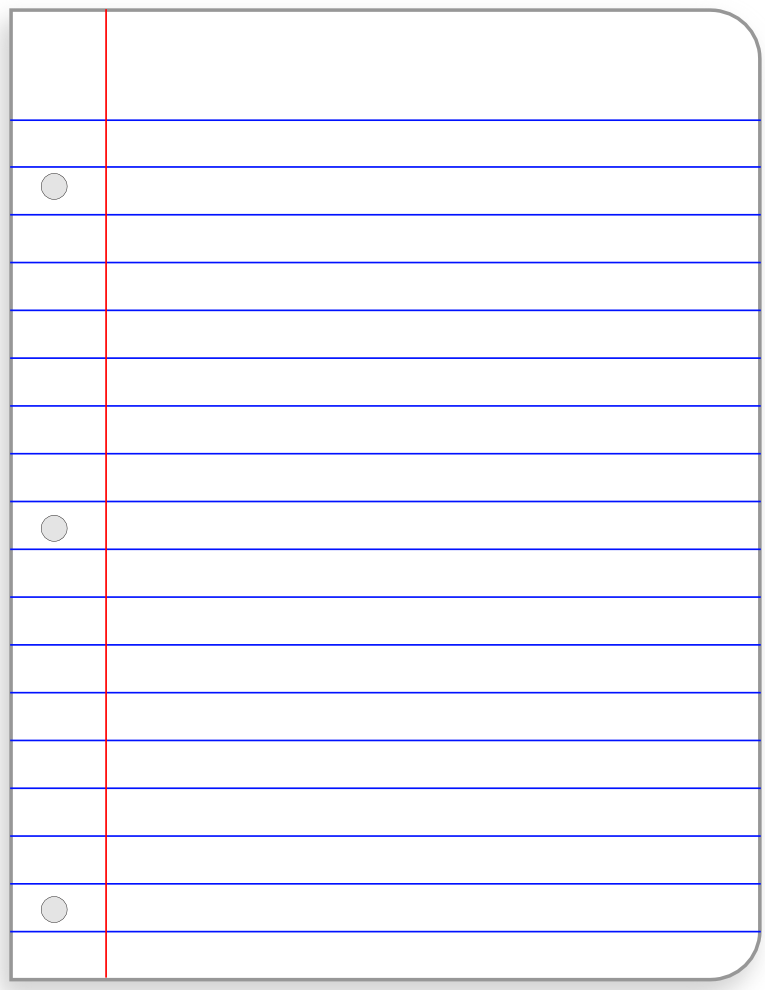 Lined Paper Template Clipart Clipart Kid – Microsoft Lined Paper Template