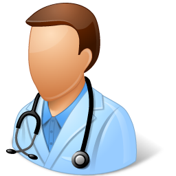 People Doctor Male Icon   Clipart Panda   Free Clipart Images