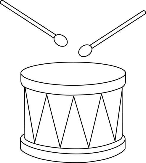 Picture Of Drums   Cliparts Co