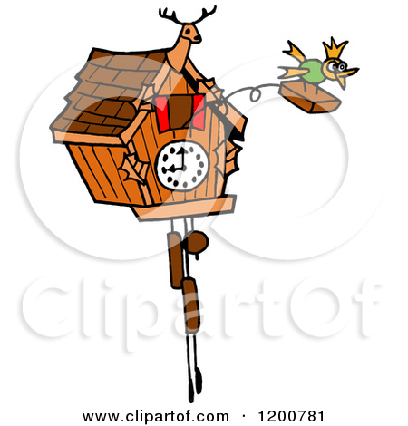 Royalty Free  Rf  Cuckoo Clipart   Illustrations  1