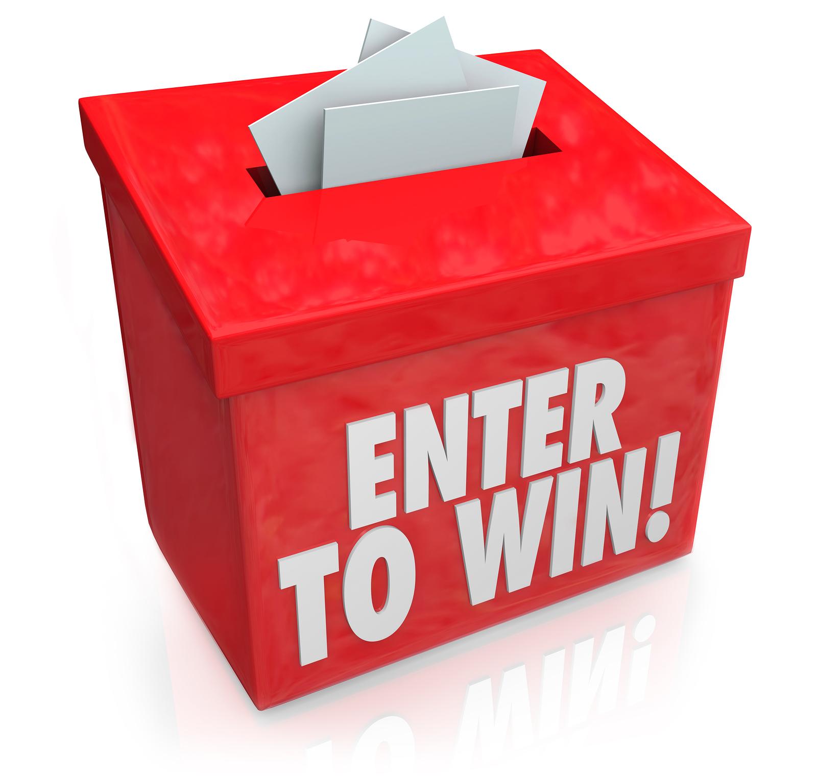 contest signs clipart clipart kid sorteo para negocios qpasa calgary