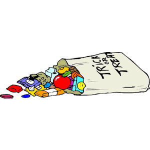 Candy Bag 1 Clipart Cliparts Of Candy Bag 1 Free Download  Wmf Eps