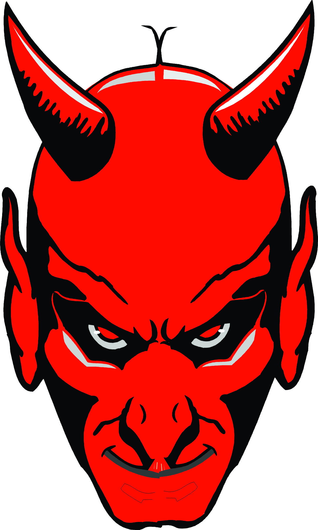 Cartoon Devil Head Pic 4 Www Search Best Cartoon Com 1138 Kb 1338 X