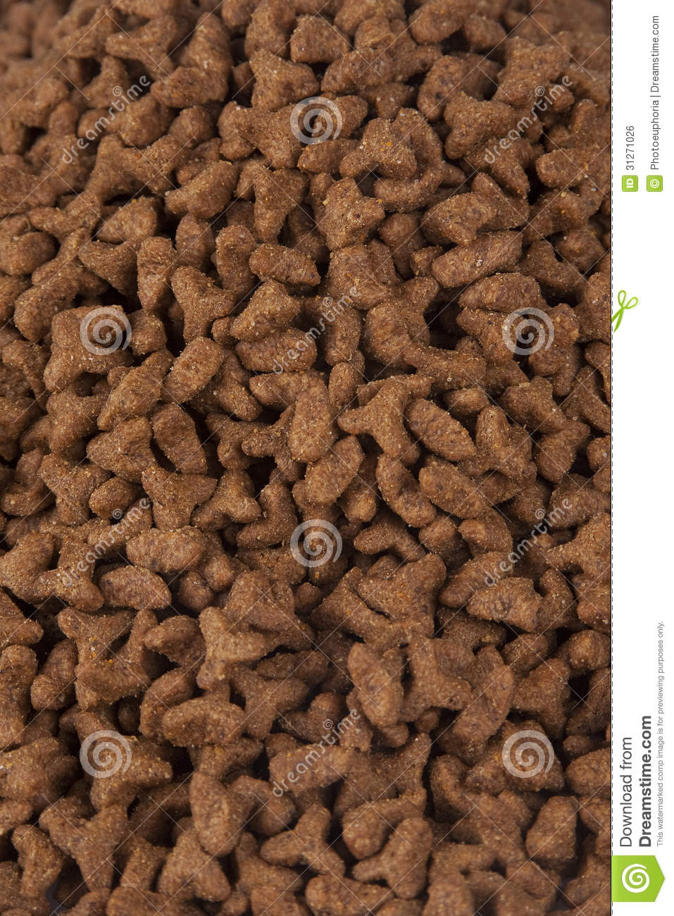 Dry Cat Food Royalty Free Stock Image   Image  31271026