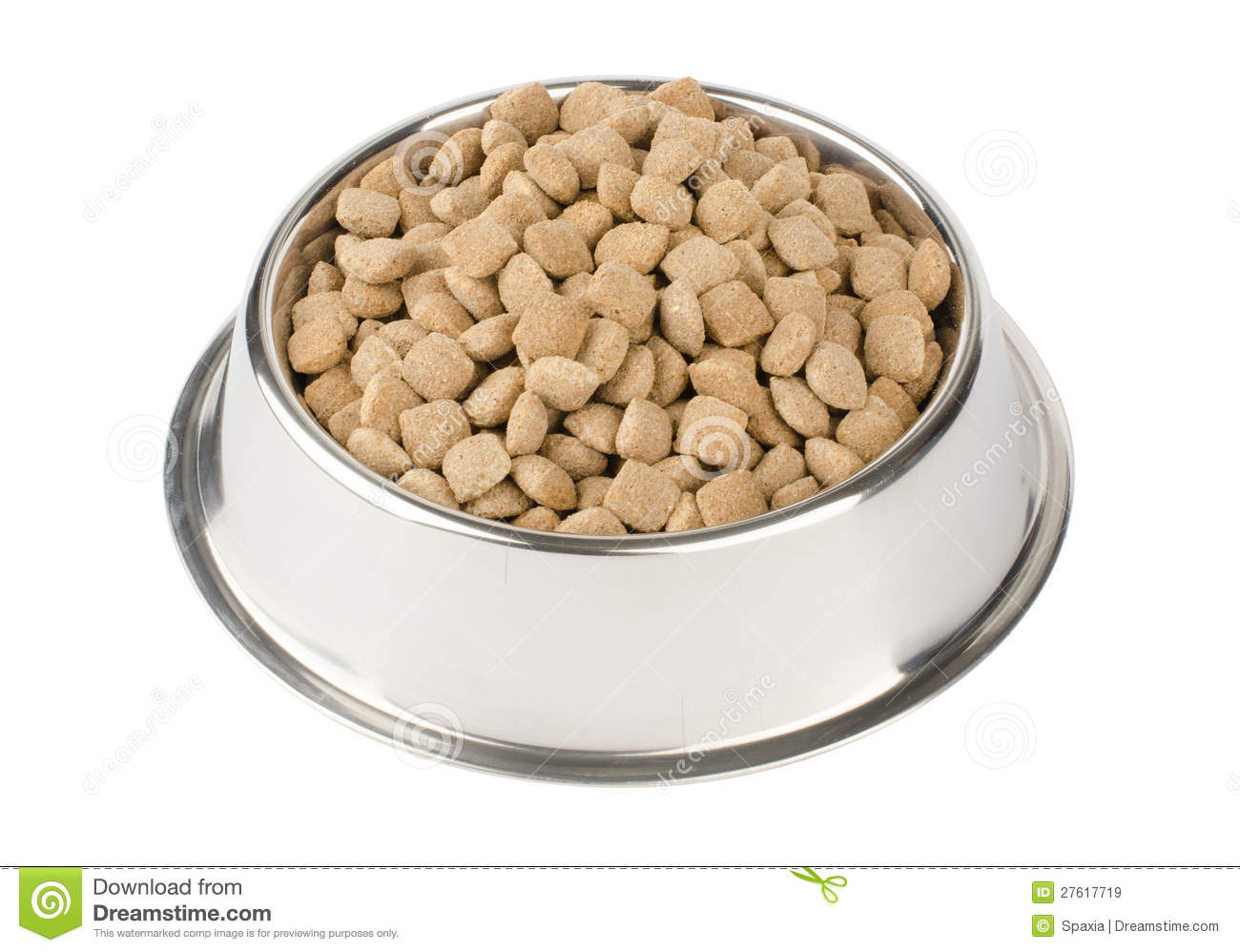 Dry Pet Food Royalty Free Stock Images   Image  27617719