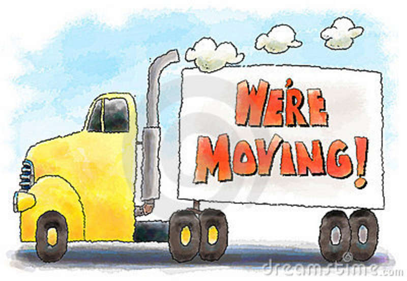 Go Back   Gallery For   Moving Truck Clipart