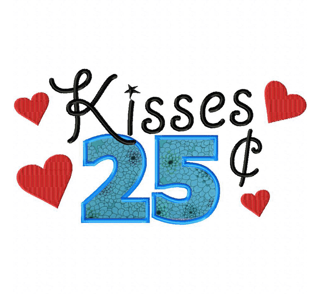 Hijinks  Download The Kisses 25 Cents Design For Gold Members Only