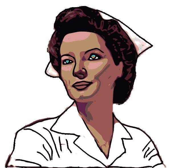 Nurse Clip Art At Clker Com   Vector Clip Art Online Royalty Free