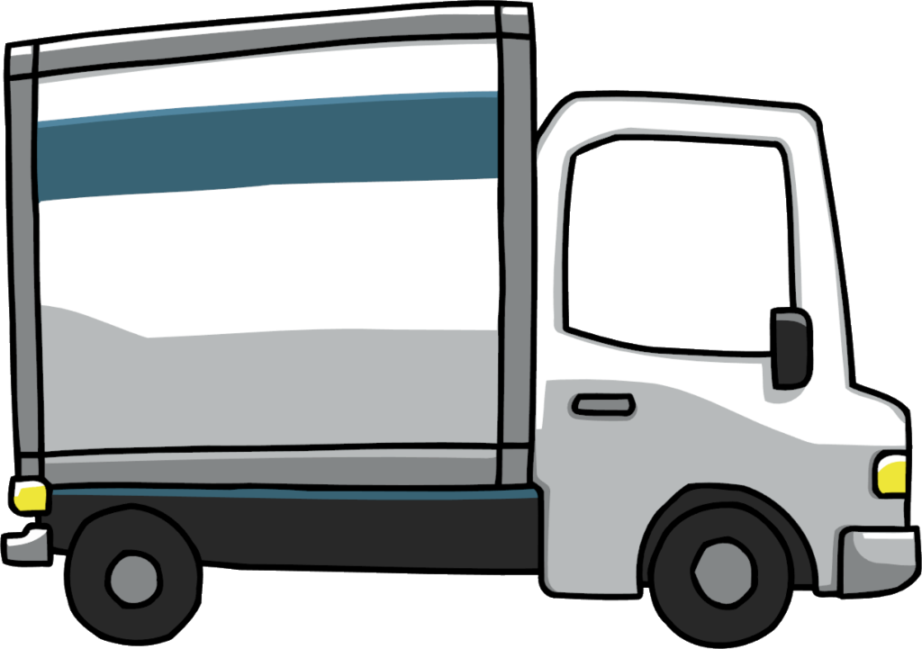 Picture Of A Moving Truck   Clipart Best