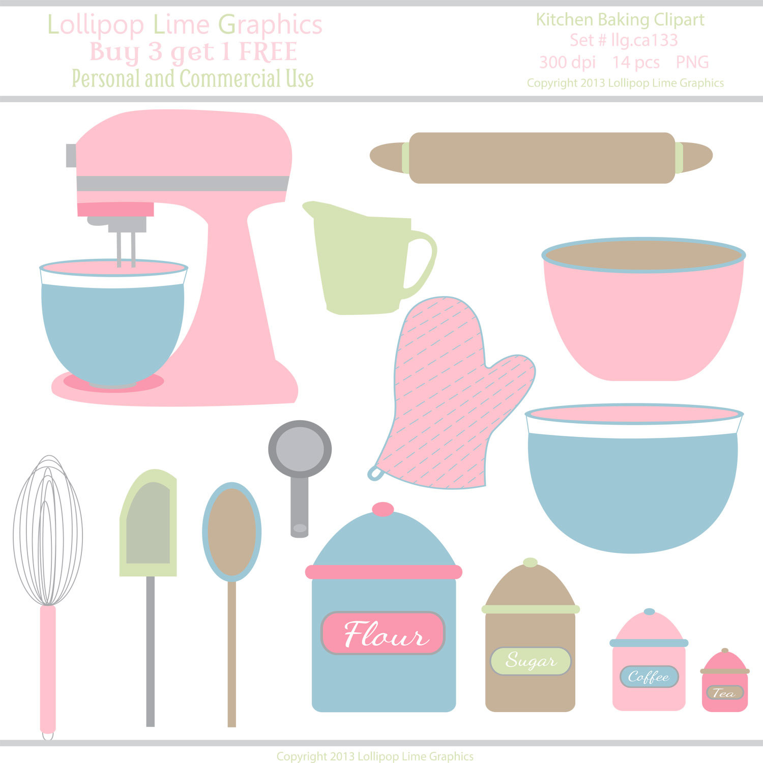 Popular Items For Baking Clipart On Etsy Baking Clipart Kitchen