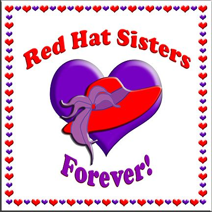 Red Hat Clip Art   Red Hat Clothing Red Hat Society Red Hat Clip Art