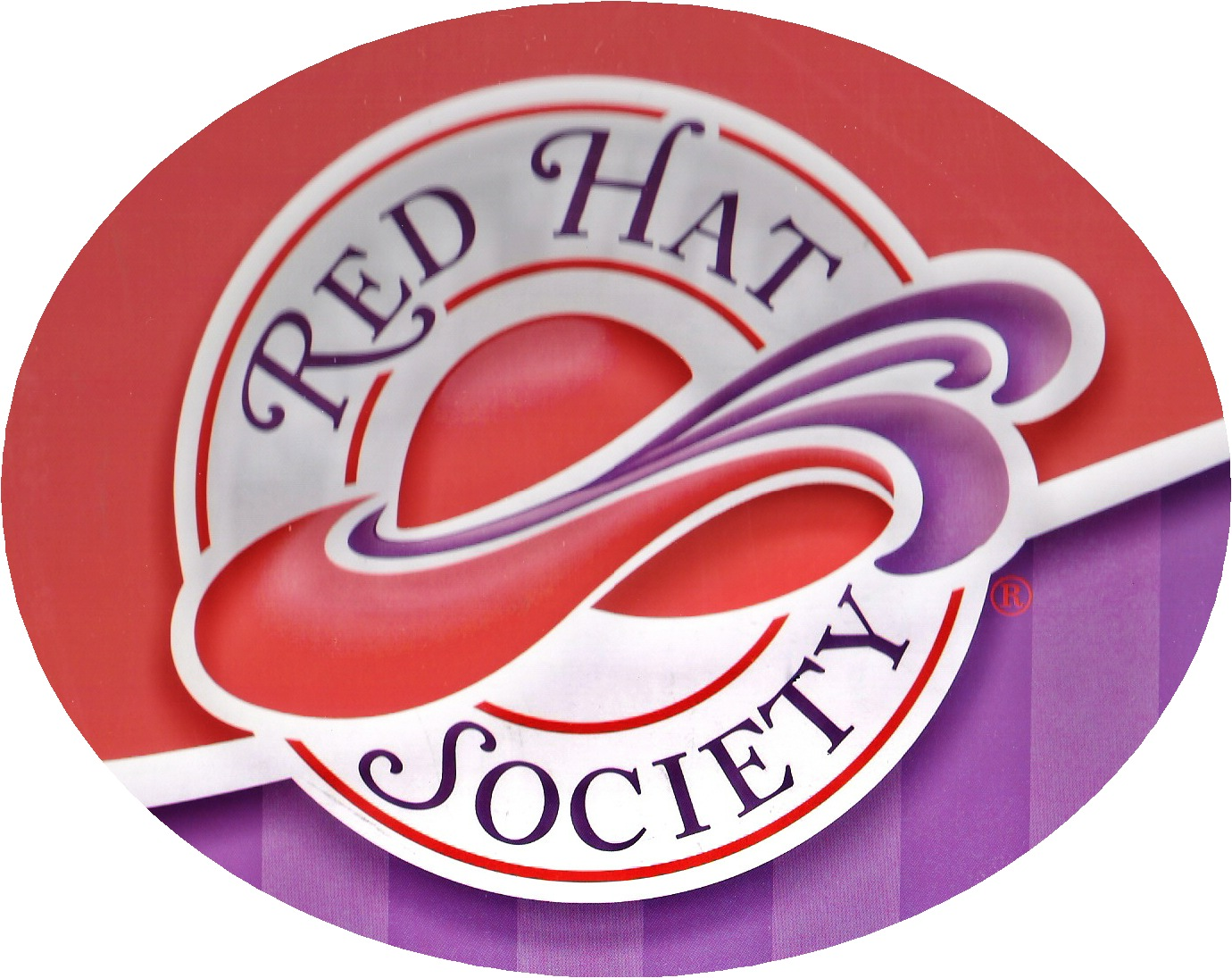 Red Hat Society Clip Art   Cliparts Co