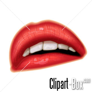 Related Lips Cliparts