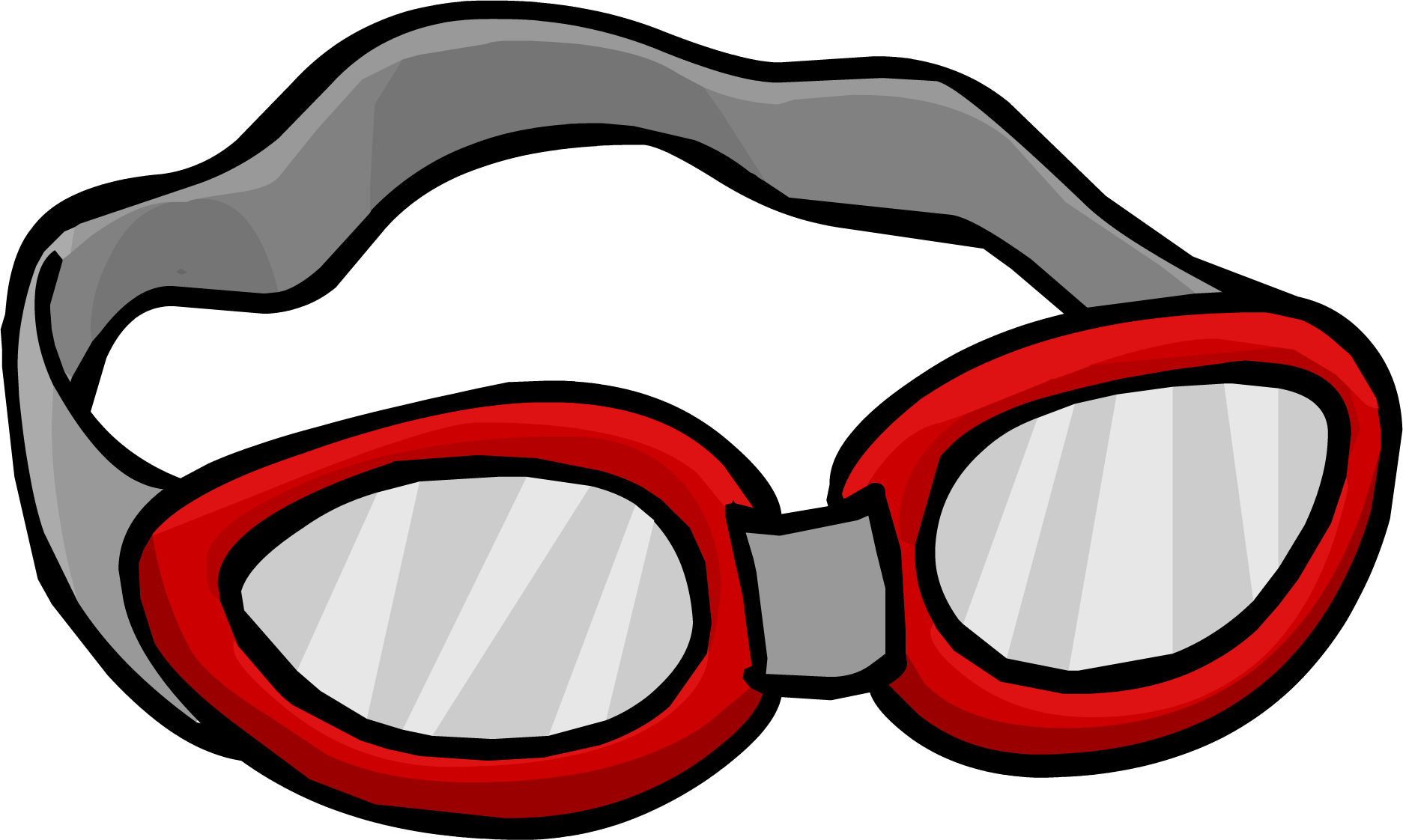 Goggles Clipart - Clipart Kid