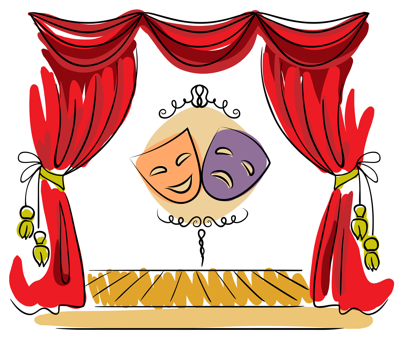 No more drama clipart clipart suggest for More clipart