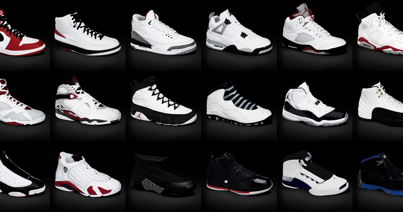 Jordan Shoes Clipart Clipart