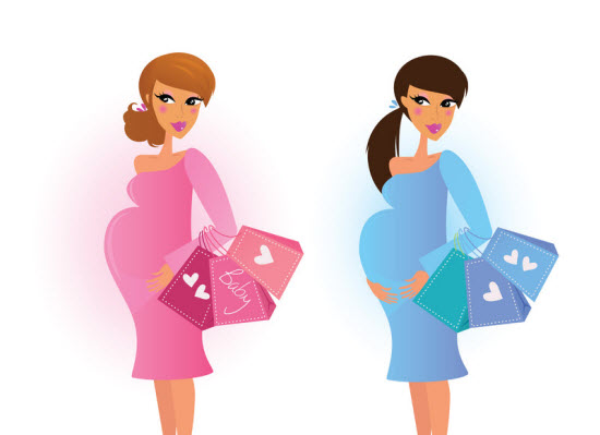 13 Cartoon Pregnant Woman Free Cliparts That You Can Download To You