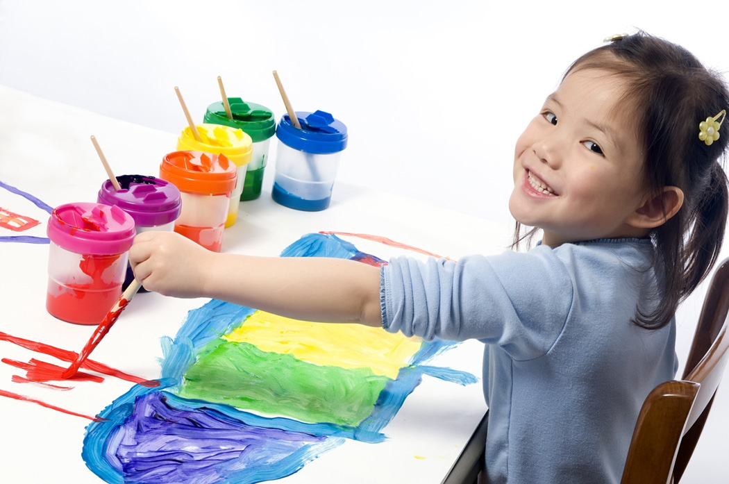 Does Your Child Enjoy Painting  Then Bring Them Out For The City Of