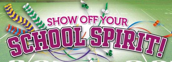Mercury   Got Spirit  School Spirit Week Schedule
