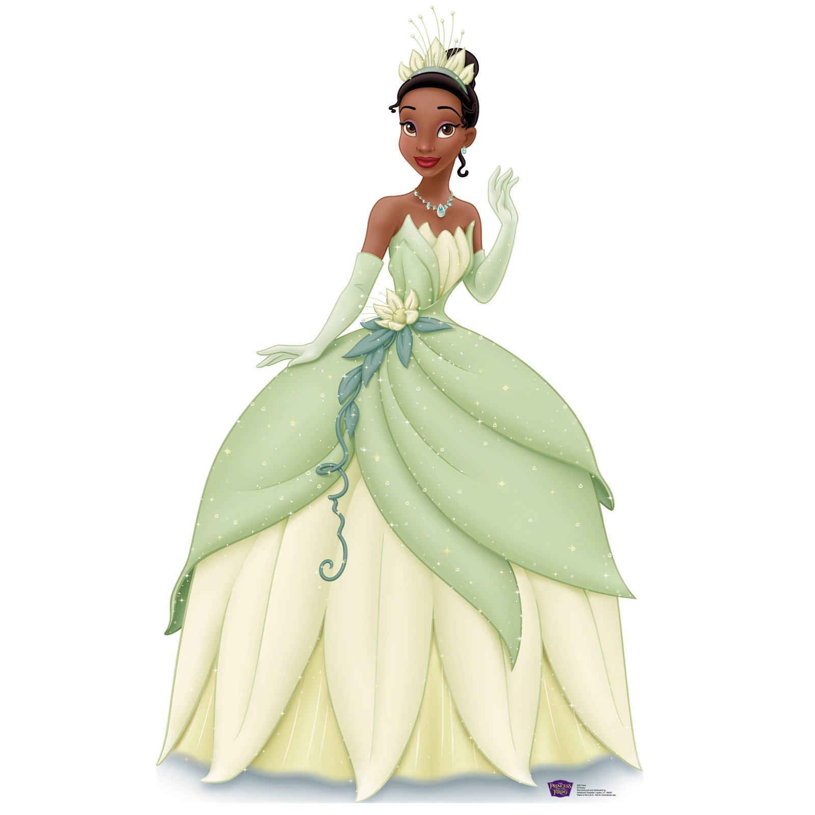 Princess Tiana Clipart Clipart Suggest