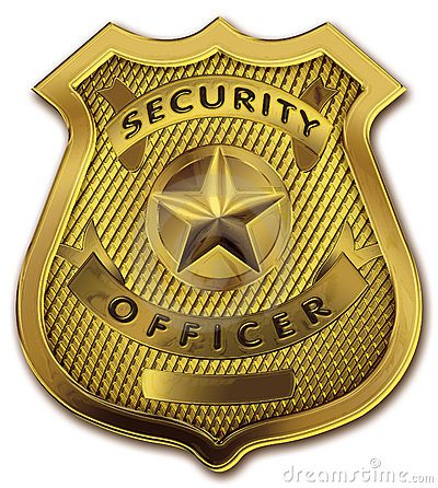 Security Badge Clip Art