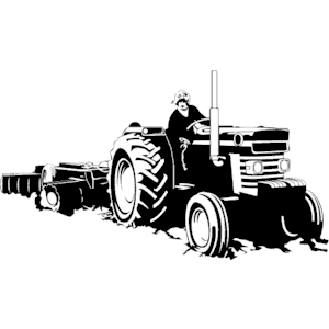 Tractor Clipart Cliparts Of Tractor Free Download  Wmf Eps Emf Svg