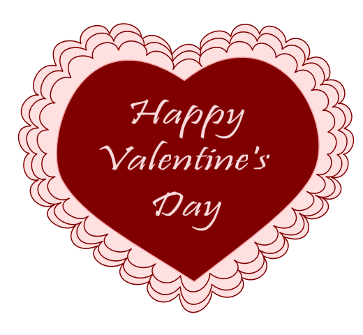 Valentine Party Clipart - Clipart Kid