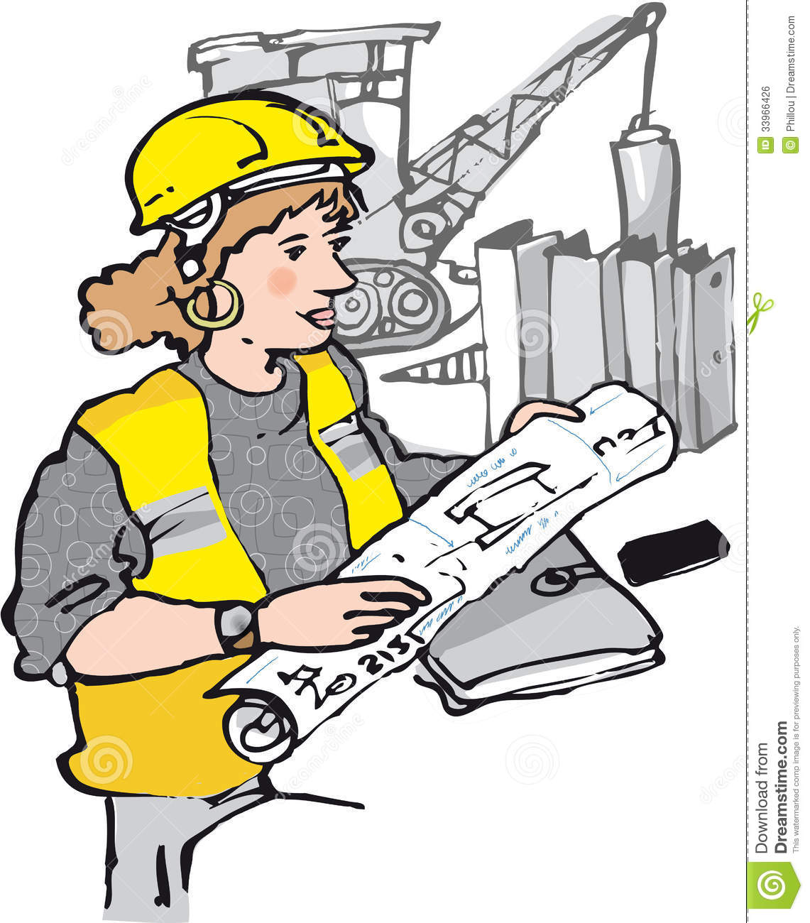 Female Engineer Clipart   Clipart Panda   Free Clipart Images