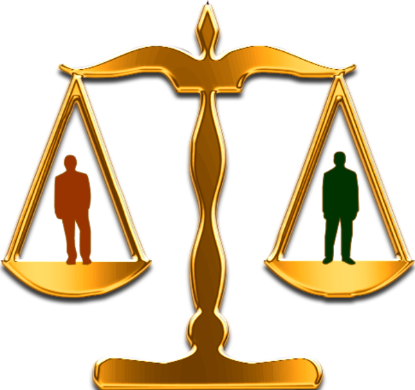 Legal Scale   Free Images At Clker Com   Vector Clip Art Online