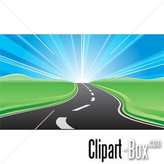 background road clipart 40 - photo #33