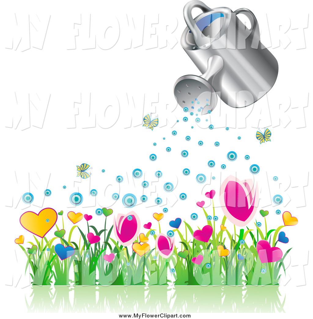 Watering Garden Clipart - Clipart Suggest