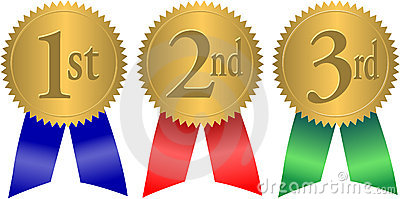 2nd Prize Ribbon Clipart - Clipart Suggest