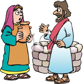 Bible Characters Clip Art