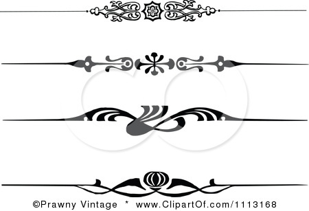 Art Deco Borders Clipart Clipart Kid