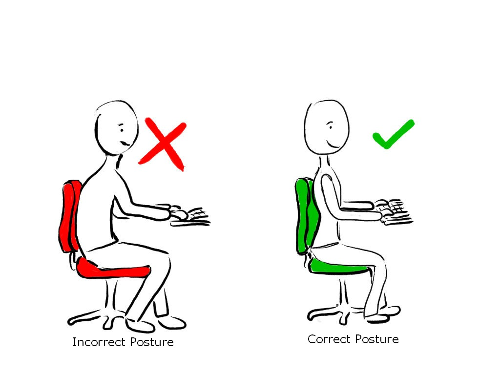 Ergonomics Part I  5 Tips For Office Workers