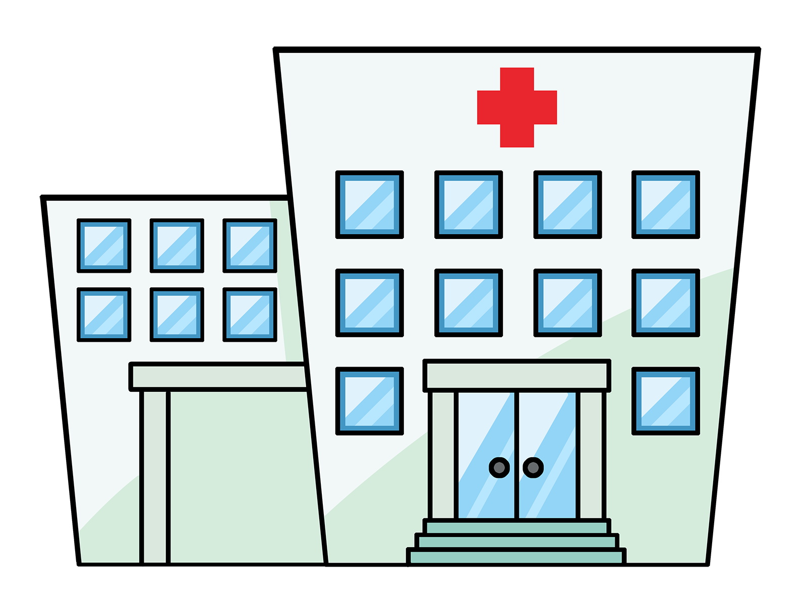 Hospital Clipart Hospital Png