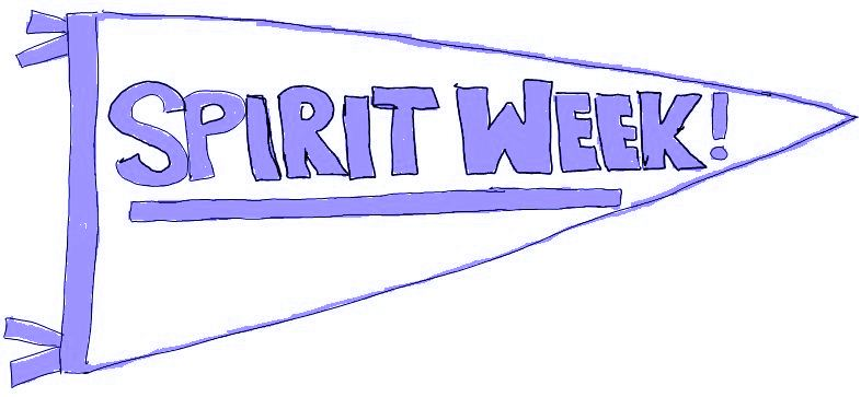 January 20 24 Is Our Spirit Week  Join In And Have Fun