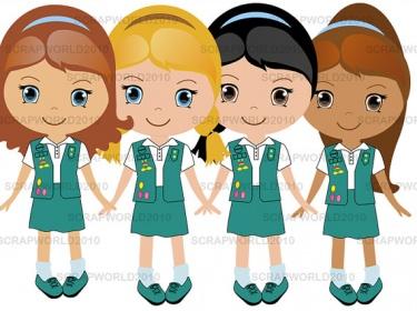 Clip Art Girl Scout Clipart junior girl scout clipart kid clip art free source http pixgood com scout