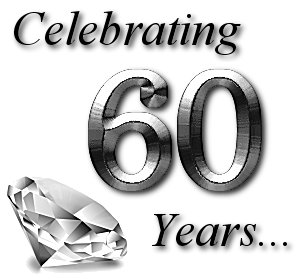 60th Anniversary Clipart - Clipart Kid