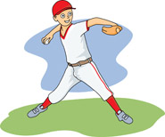 Baseball Clipart   Clip Art Pictures   Graphics   Illustrations
