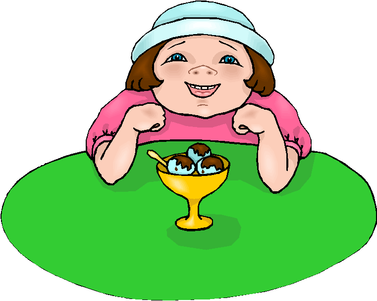 Black Girl Eating Ice Cream Clipart   Cliparthut   Free Clipart