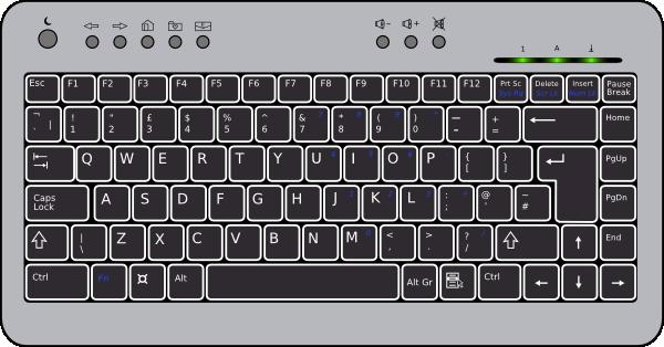 Clip Art Keyboard Clip Art clipart keyboard keyboard