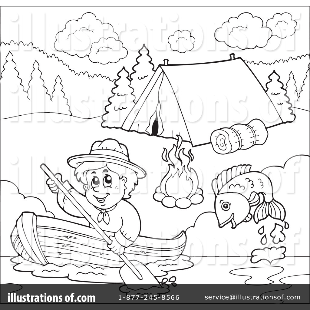 free coloring pages boy scouts - photo#11