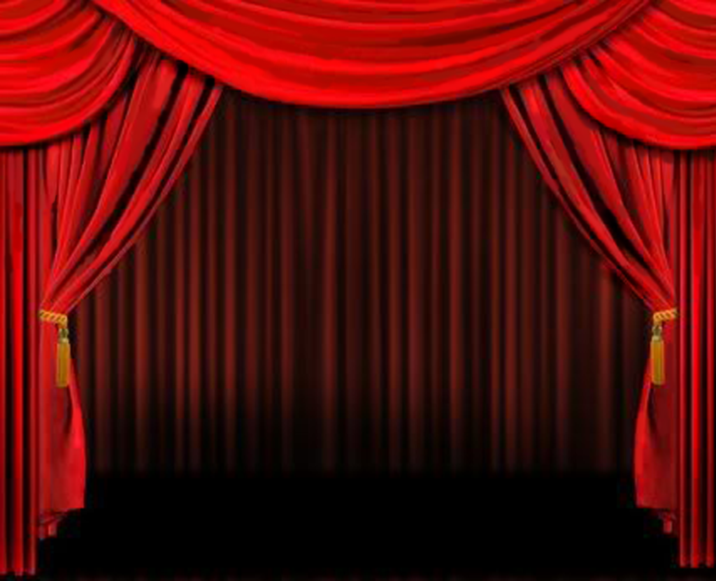 red curtains theatre - photo #16