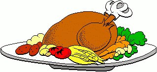 Clip Art Turkey Dinner Clipart turkey meal clipart kid free dinner graphics images and photos